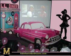 50s party props- Fifties Party Props-decrating party theme 50s style