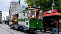 TRAM - Christchurch Tram