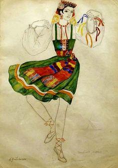Год 1890. Викторианские танцовщицы бурлеска и их костюмы