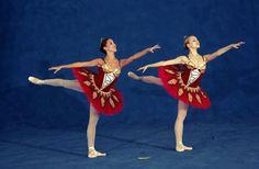 Miami City Ballet School Student Showcase 2013, Leanna Rinaldi and Ella Titus