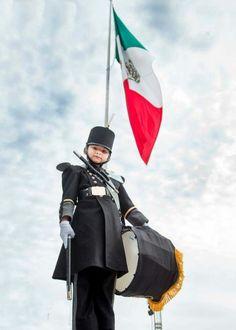 Banda de Guerra, Reynosa, Tamps. Fuente. Gobierno de Reynosa