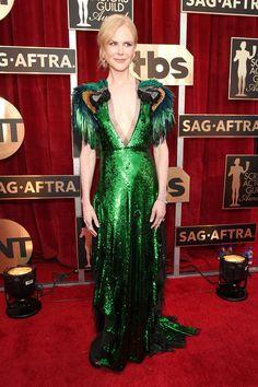 Nicole Kidman Has Always Been a Red Carpet Risktaker Photos | W Magazine