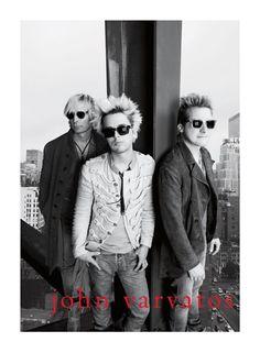 Green Day for John Varvatos