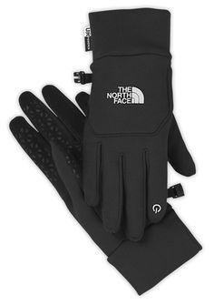 Women's Etip Glove in Black by The North Face