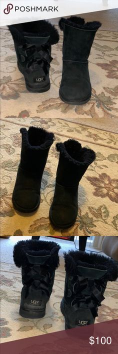 2be686e4d7e 28 Best Ugg Boots With Bows images in 2018 | Boots, UGG Boots, Shoes