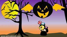 El lobo feroz y la bruja malvada Cuento 2 - Halloween - Cuento Infantil