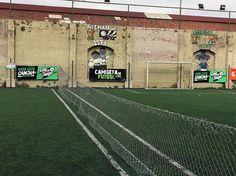 Alquiler Canchas de Fútbol #SalgueroAbasto