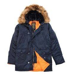 Slim Fit N-3B Parka http://www.alphaindustries.com/Mens-Parkas/Alpha-Industries-Slim-Fit-N-3B-Parka.asp
