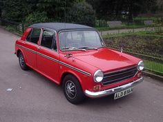 Austin 1300L my dads 2nd car