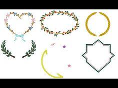 Pe Design Padrões Decorativos Aula 16 - YouTube