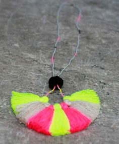 Colorful Necklaces for Girls - Studio Deseo