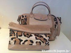 Longchamp 2015ss Pastel Exotic