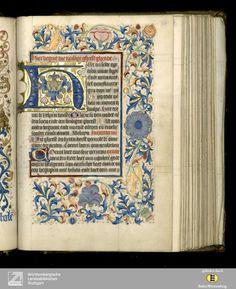 Niederländisches Stundenbuch - Cod.brev.11 [Diözese Utrecht][Letztes Drittel 15. Jahrh.] 47r