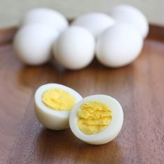 How To Make The Perfect Hard-Boiled Egg | TheSaucyCulinarian.com
