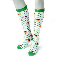 St. Patrick's Day Knee Socks
