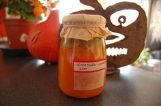 Narancsos sütőtöklekvár Evo, Preserves, Jelly, Spices, Pumpkin, Paleo, Canning, Orange, Drinks
