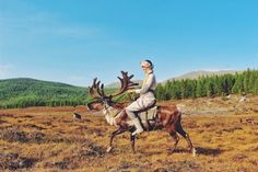 Visiting the Tsaatan Reindeer Herders of Mongolia | http://fromicetospice.com/mongolia/visiting-the-tsaatan-reindeer-herders-of-mongolia/