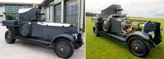Armoured Rolls Royce that was part of the convoy carrying Michael Collins that was ambushed on August 1922 at Beal na Blath in West Cork during the war for Irish independence Army Vehicles, Armored Vehicles, Armored Car, Army Tech, Ireland 1916, Irish Independence, Michael Collins, Grain Of Sand, Fighting Irish