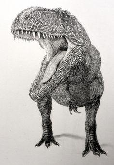 Giganotosaurus carolinii.