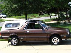 oldsubaru 1985 Subaru Brat 8937185