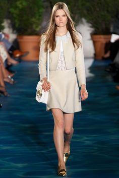 Tory Burch Spring 2014 Ready-to-Wear Fashion Show