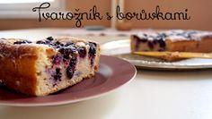 Kristina Čechová: Tvarohový koláč (tvarožník)