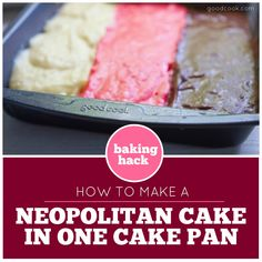 Cake nature fast and easy - Clean Eating Snacks Neapolitan Cake, Delicious Desserts, Dessert Recipes, Cheesecake Recipes, Easy Desserts, Yummy Recipes, Recipe For Lemon Coconut Cake, Chocolate Fruit Cake, Food Cakes