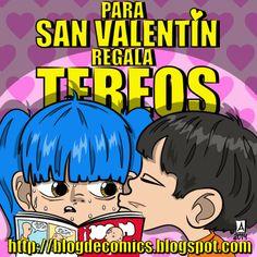 Para San Valentín, regala tebeos http://blogdecomics.blogspot.com.es/2014/02/para-san-valentin-regala-tebeos.html #Sanvalentin #comics #love