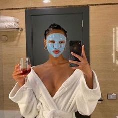 Fashion Face Mask, Spa Day, Clear Skin, Self Care, Beauty Skin, Body Care, Make Up, Photos, Money