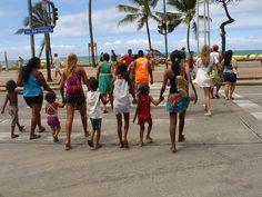 Fotografia: Lais Castro (Recife, Brasil) - A Caminho da Praia.