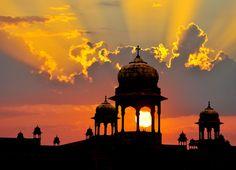 sunrise... #India #travel