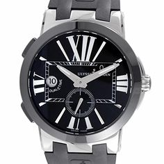 Men's Certified Pre-Owned Watches - Ulysse Nardin Executive automaticselfwind mens Watch 24300342 Certified Preowned * You can get more details by clicking on the image. (This is an Amazon affiliate link)
