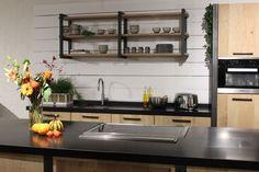 Industriële Keukens - Gerard Hempen - Handgemaakte Keukens van Hout