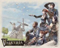 Valkyria Chronicles (2014) PC Game Download Free