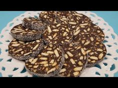 YouTube No Cook Desserts, The Creator, Vegetarian, Sweets, Cookies, Baking, Food, Places, Youtube
