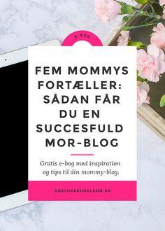 Succesfuld blog | Mor-blog | Blogging | Blogtips | Blogguide