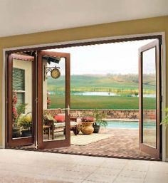 Patio Bifold Door
