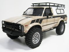 Scale Truck kit   2013 Mex - ARB-Yota-Montieer Creme-coffe Limited edition   RCmodelex - specialized for RC rock crawling, trial and expeditions