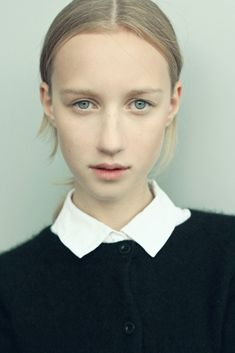 Martina :: Newfaces – Models.com's Model of the Week and Daily Duo