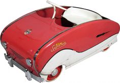1950s German Pedal Car