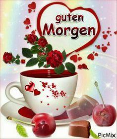 27 Best Guten Morgen Gif Images In 2018 Good Morning Honey