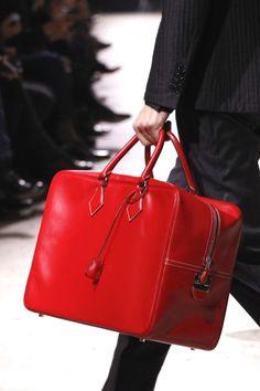 "maisonracedechien: "" Hermès FW14/15. "" http://theimpeccablydressedmrbwooster.tumblr.com/"