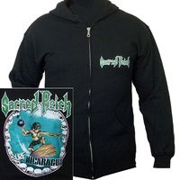 Official Sacred Reich band hoodie available in a variety of sizes Zip Hoodie, Sweater Hoodie, Pullover, Metal Fan, Band Hoodies, Heavy Metal Bands, Whats New, Music Bands, Hard Rock