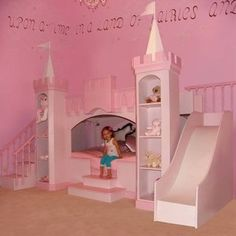 Disney Princess Theme Room Design, Pictures, Remodel, Decor and Ideas