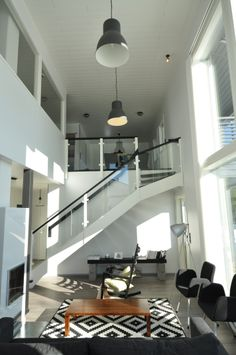 Hartman Koti olohuone - living room