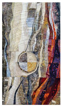 Hilde Morin - Fiber art