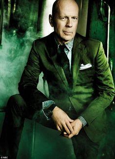 Bruce Willis : Bald Men of Style