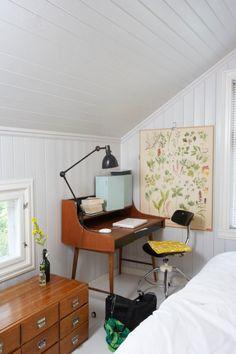 lovely vintage office furniture