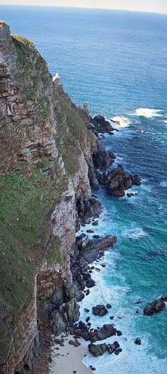 Cape Point - Table Mountain National Park - South Africa