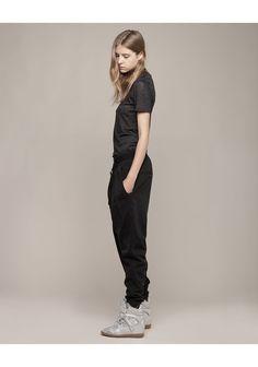 Isabel Marant / Bird Metallic Hi-Top Sneaker